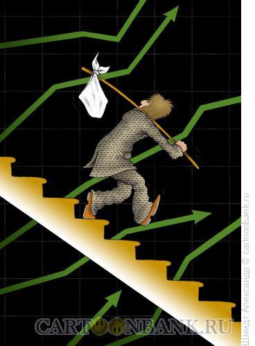 Карикатура: Статистика и реальность, Шмидт Александр